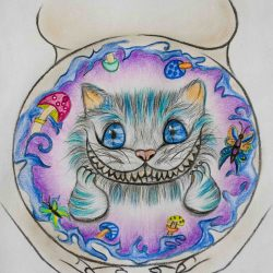 Body-art_Cheshire_Cat